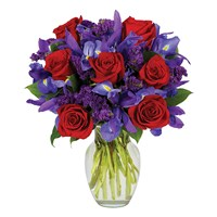 Ruby Romance flower bouquet (BF264-11)